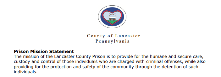 Lancaster County, PA - Official Website