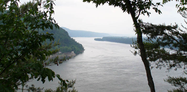 Susquehanna from Chickies Park