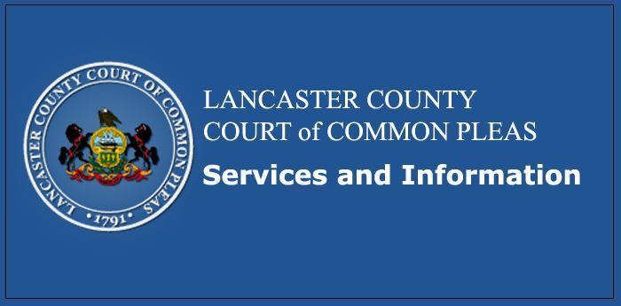 Court Services and Info