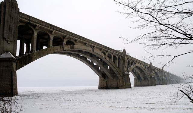 Columbia Bridge, Lancaster County, PA