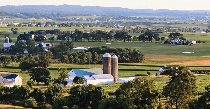 Ag Landscape - Lancaster County, PA - Official Website